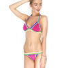 La Mare Fuxcia Cancun Swimwear